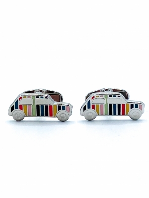 CUFFLINK MINI CAR  logo