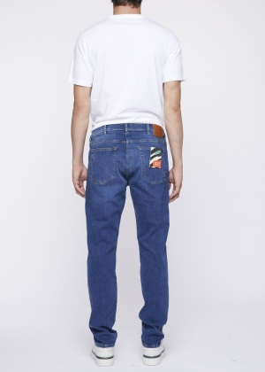 Tapered Jean MD-Wash